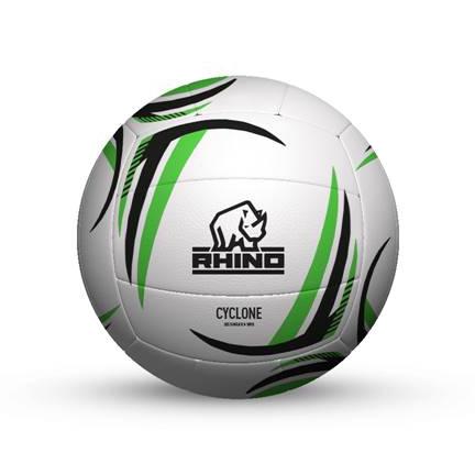 Rhino Cyclone Match Netball